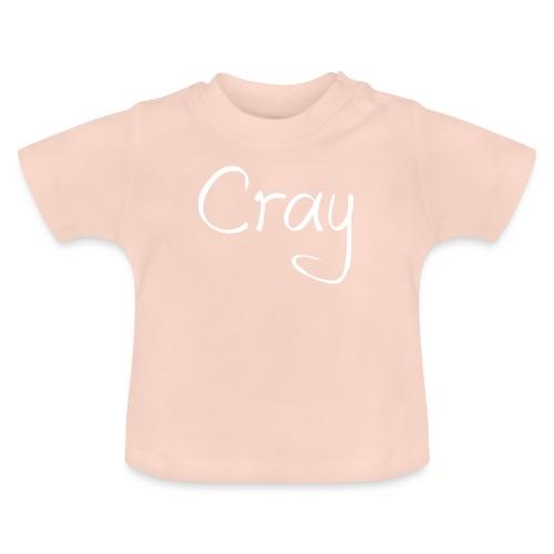 Cray Lang Ärmel TShirt für über 14 jahren - Baby T-Shirt