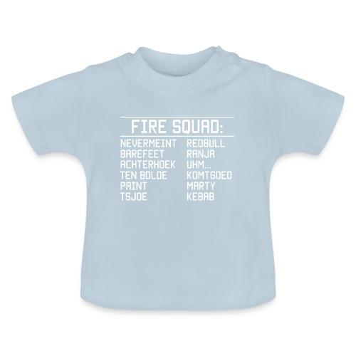 8DArmyTekst v001 - Baby T-shirt
