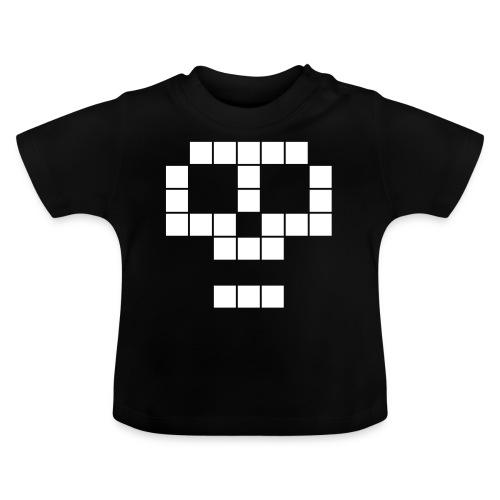 skull - T-shirt Bébé