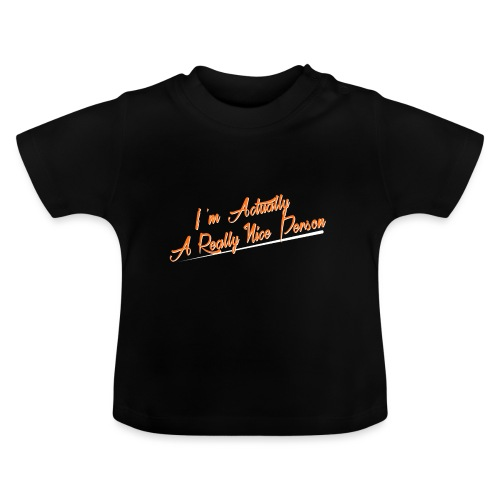 nice-person - Baby T-Shirt