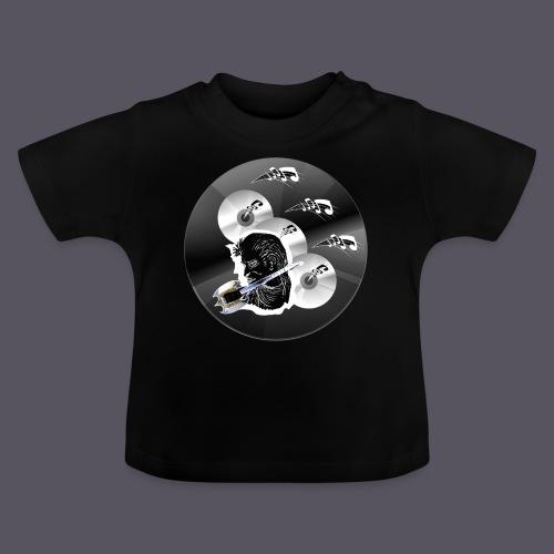 schwarze Schmuck CD - Baby T-Shirt