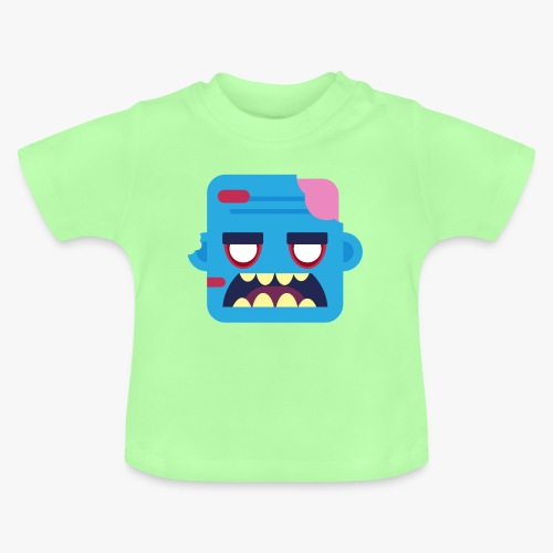 Mini Monsters - Zombob - Baby T-shirt