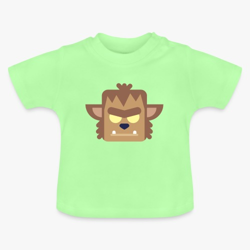 Mini Monsters - Werewolf - Baby T-shirt
