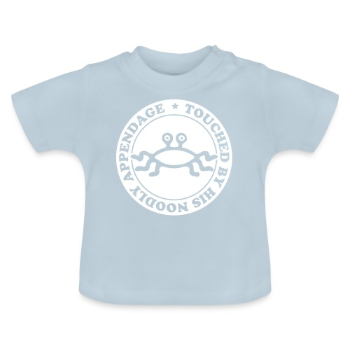 Touched by His Noodly Appendage - Baby T-Shirt