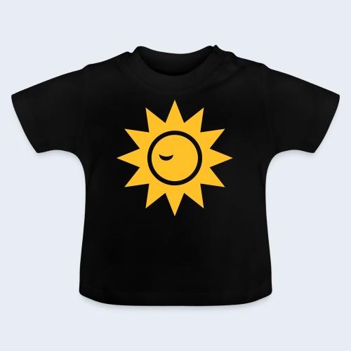 Winky Sun - Baby T-shirt