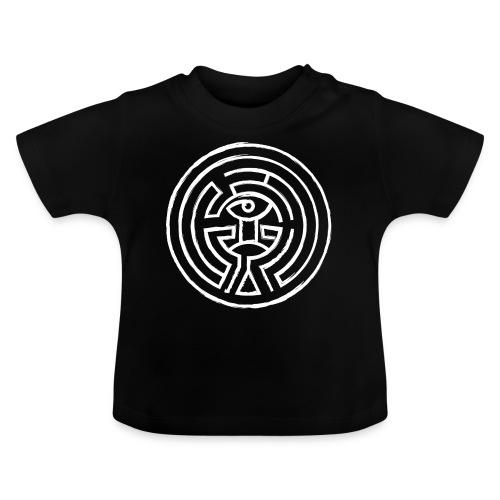 Mapa Westworld - Camiseta bebé