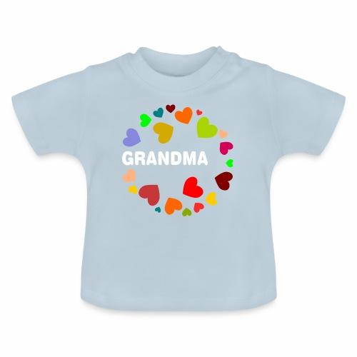 Grandma - Baby T-Shirt