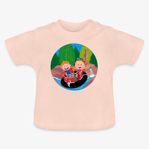 Themepark: Rapids - Baby T-shirt