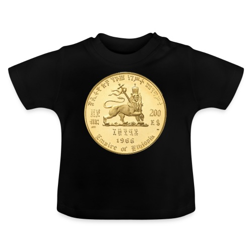 hs muenze lion png - Baby T-Shirt