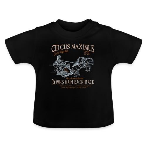 Lucius the great Bigarius at Circus Maximus - Maglietta per neonato