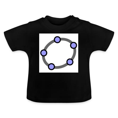 GeoGebra Ellipse - Baby T-Shirt