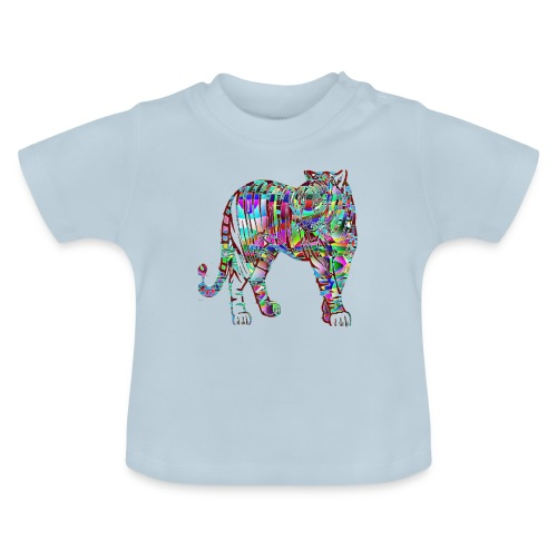 Tigre - T-shirt Bébé