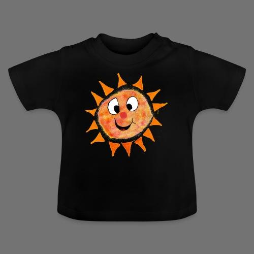 Słońce - Koszulka niemowlęca