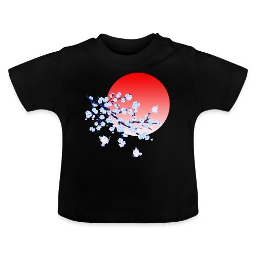 Cherry Blossom Festval Full Moon 4 - Baby T-Shirt