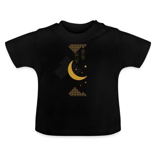 Ramadan Kareem Muslim holy month ilustration - Baby T-Shirt