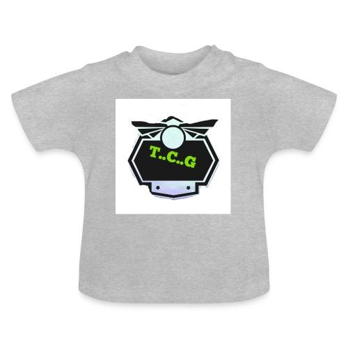 Cool gamer logo - Baby T-Shirt