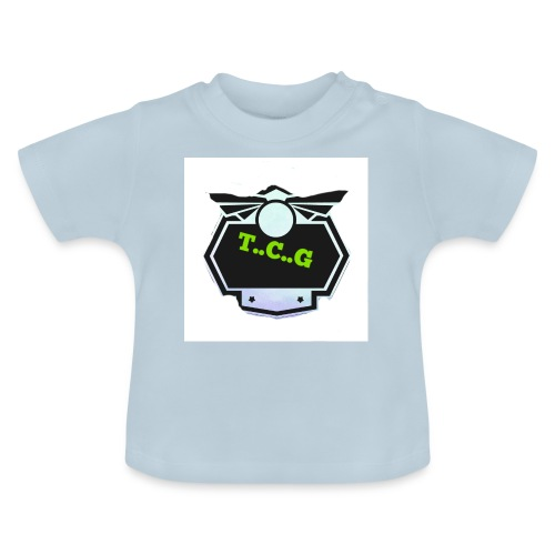 Cool gamer logo - Baby T-Shirt