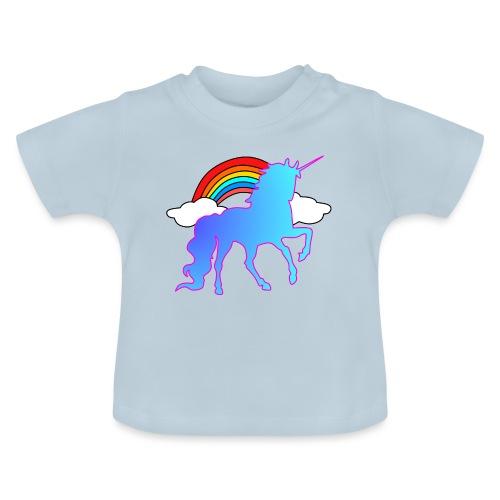 Einhorn Design - Baby T-Shirt
