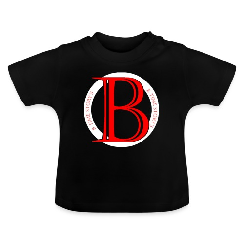 Wit Rood logo - Baby T-shirt