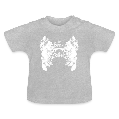 Oxygène blanc - T-shirt Bébé