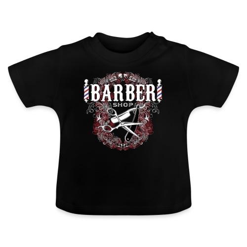 Barber Shop_03 - Maglietta per neonato