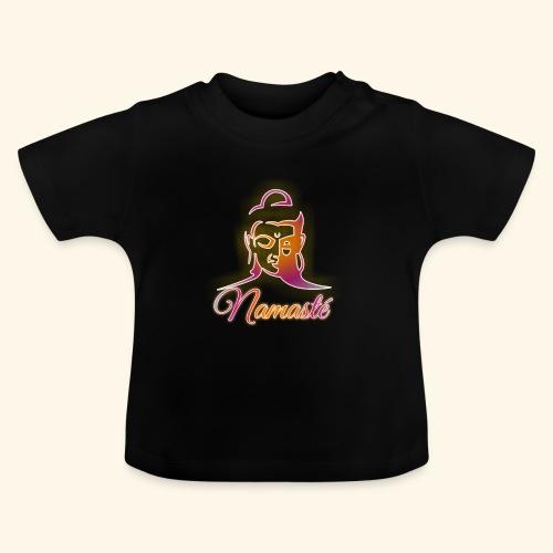Buddha - Namasté - Baby T-Shirt