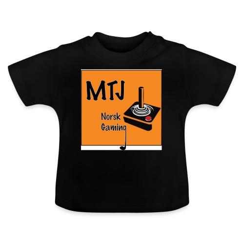 Mtj Logo - Baby-T-skjorte
