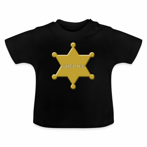 scheriff - Baby T-Shirt