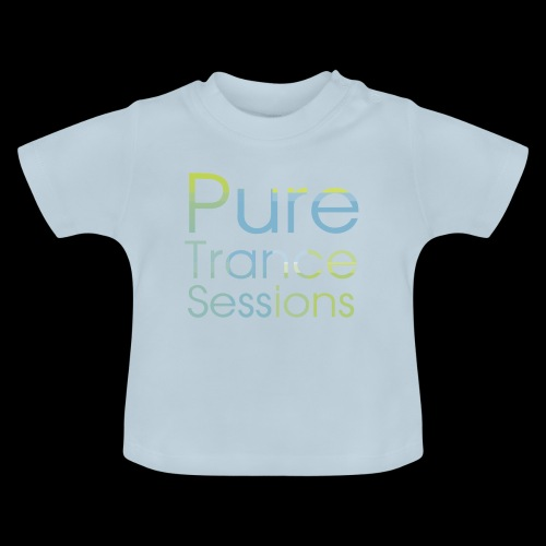 pts text hd - Baby T-Shirt