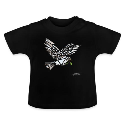 colombus-spread - T-shirt Bébé