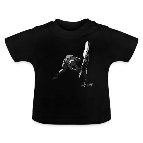 strummer-spread - T-shirt Bébé