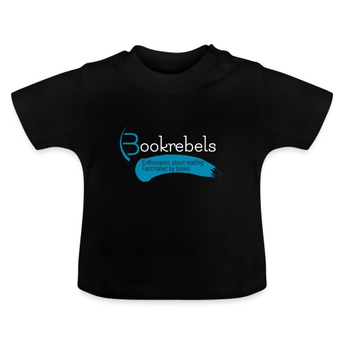 Bookrebels Enthusiastic - White - Baby T-Shirt