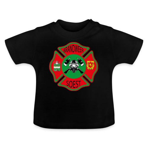 Patch Brandweer Soest - Baby T-shirt