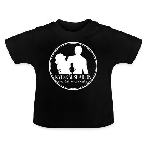 Logga helvit - Baby-T-shirt