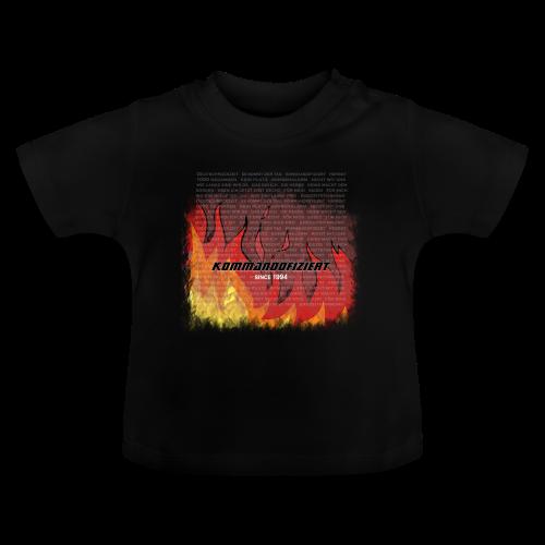 kommandofiziert since 1994 - Baby T-Shirt