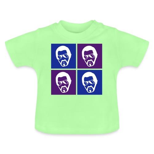 Baba warhol 3c - T-shirt Bébé
