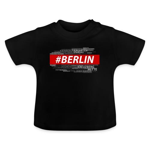 Hashtag Berlin - Baby T-Shirt