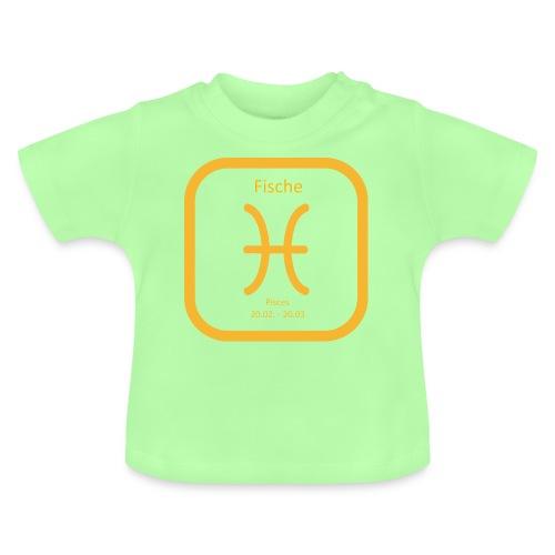 Horoskop Fische12 - Baby T-Shirt