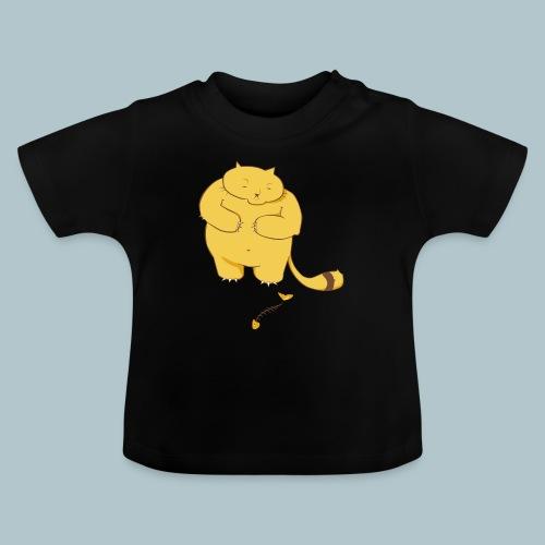 Katze stehend - Baby T-Shirt