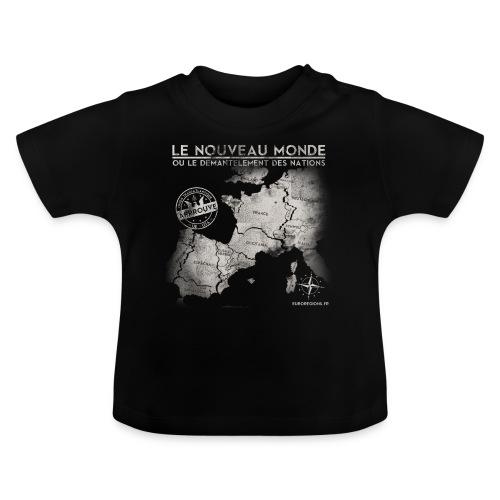 euroregions BLANC - T-shirt Bébé