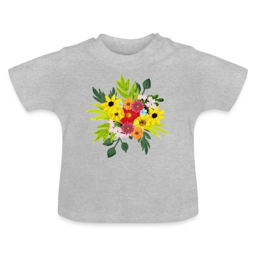 Flower_arragenment - Baby T-Shirt