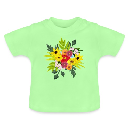 Flower_arragenment - Baby T-Shirt