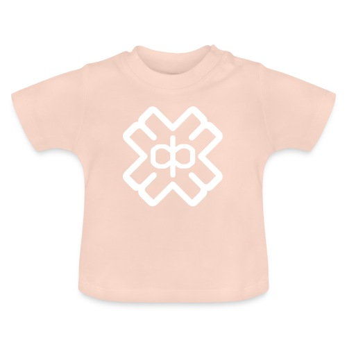 d3eplogowhite - Baby T-Shirt