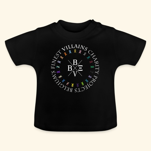 BVBE Charity Projects x factor white Charlemagne T - Baby T-Shirt