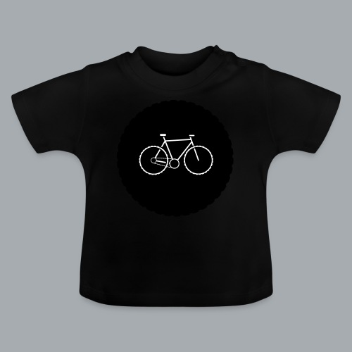 Bike Circle Vector - Baby T-Shirt