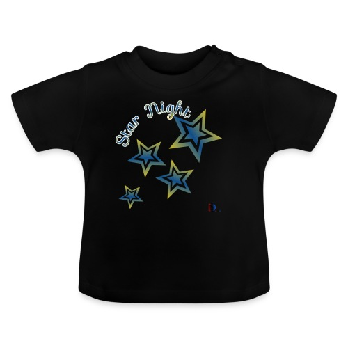 Star - Camiseta bebé