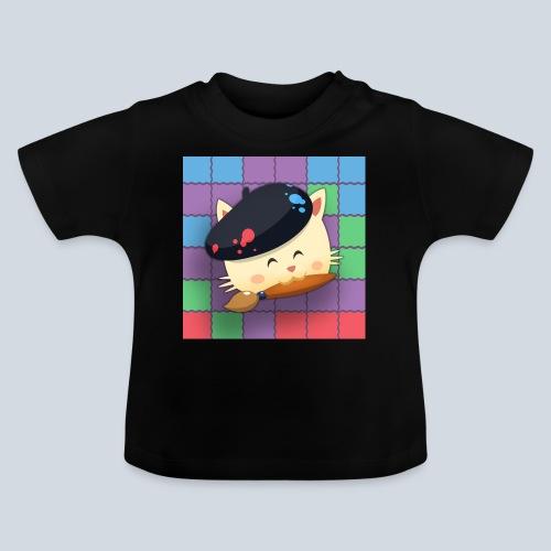 Hungry Cat Picross - T-shirt Bébé