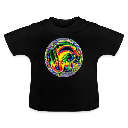 Casque à facettes - T-shirt Bébé