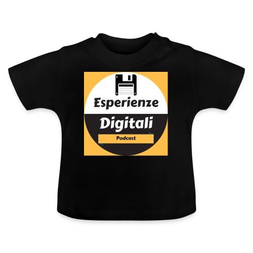Logo Esperienze Digitali - Maglietta per neonato