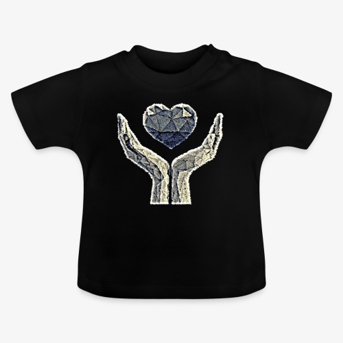 Serce matki - Koszulka niemowlęca